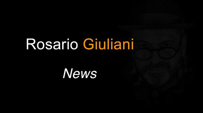 Tour Dates 2020– Rosario Giuliani